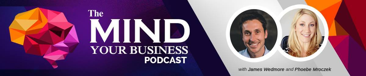 CXFormula Mind Your Business Podcast with James Wedmore and Jason Friedman