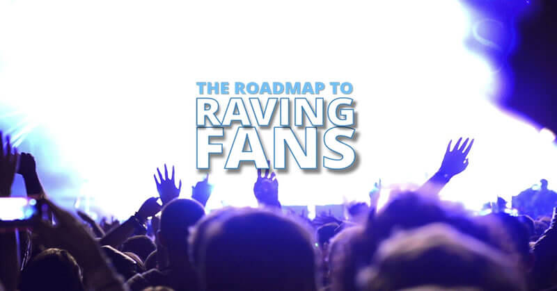 The Roadmap To Raving Fans CXFormula